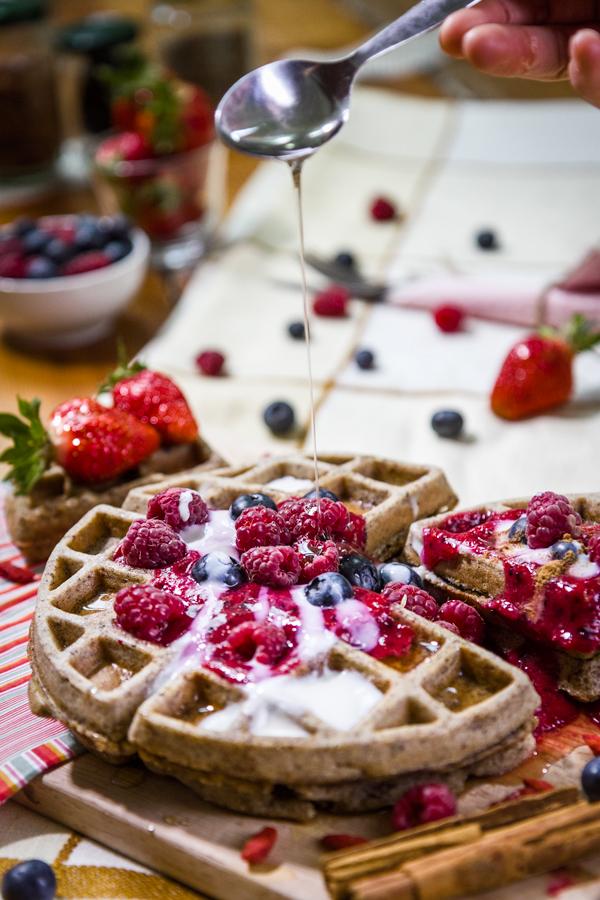 wafflesveganos