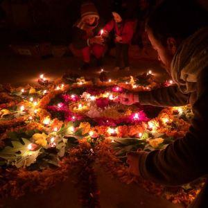 cumpleaños ashram